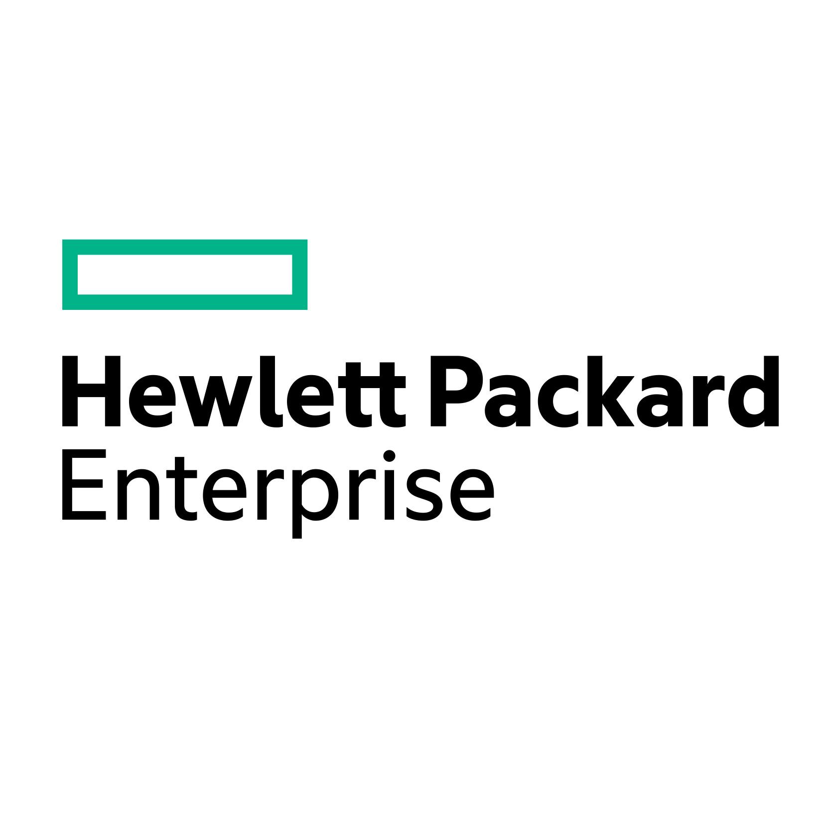 Hewlett Packard Enterpise